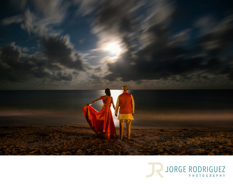 Affordable Indian Wedding Photography Cancun