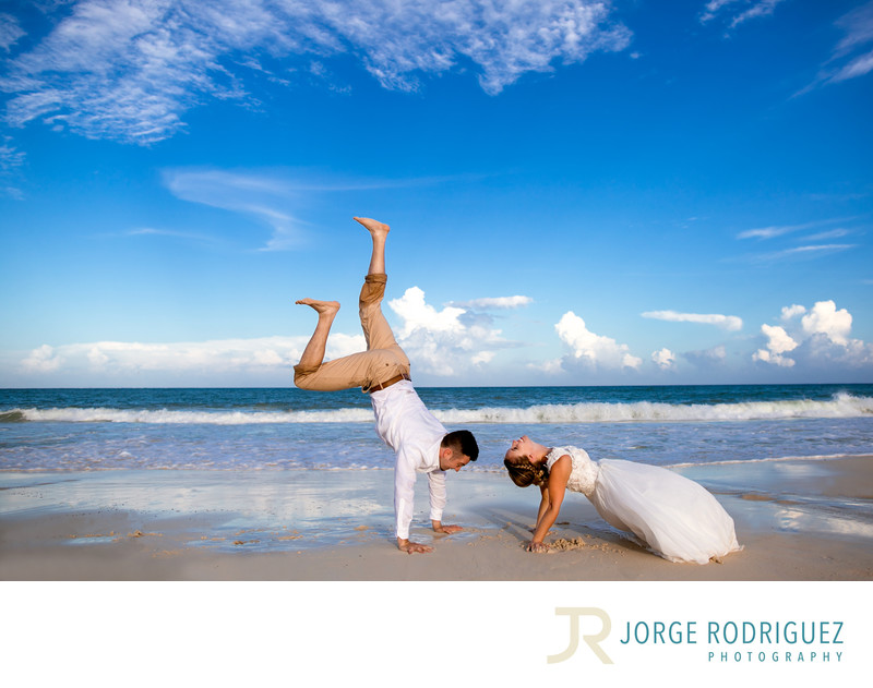 Grand Residences Riviera Cancun Wedding Photography