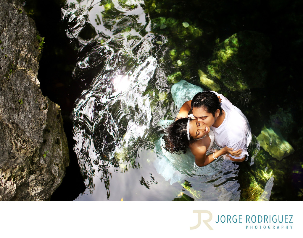 Trash the Dress Mexico Photographer