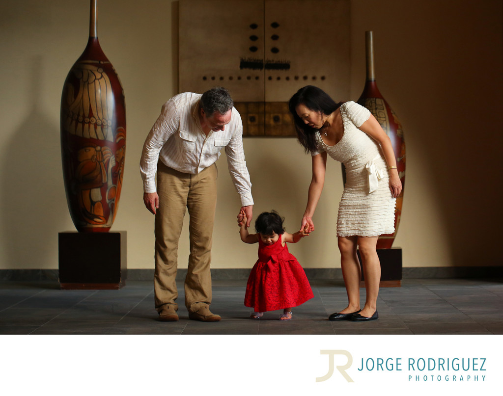 Barcelo Hotels & Resorts Family Portrait Photography