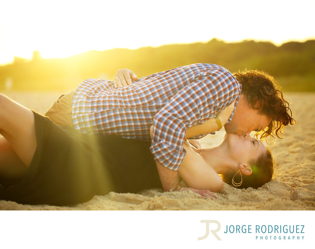 Sandos Playacar Resort & Spa Engagement Photography