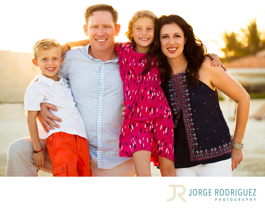 Best Family Photographer in Playa del Carmen Mexico