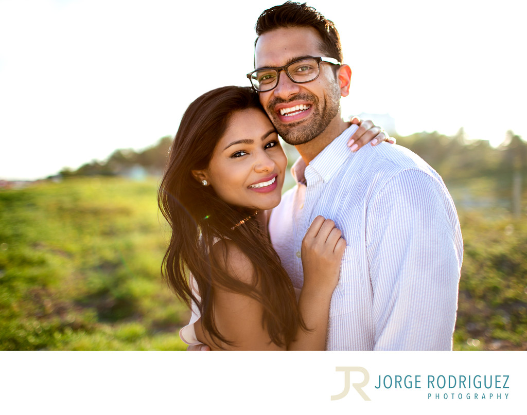 Riviera Maya Engagement Portrait Photographer
