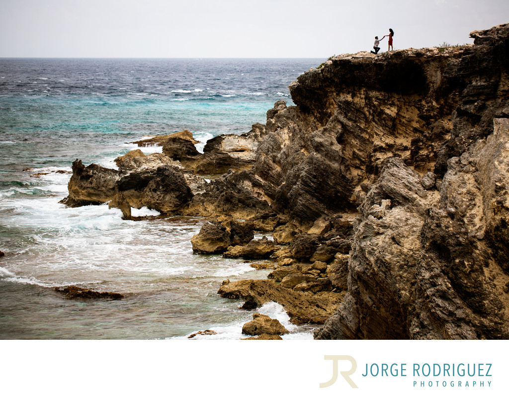 Isla Mujeres Mexico Engagement Photographer