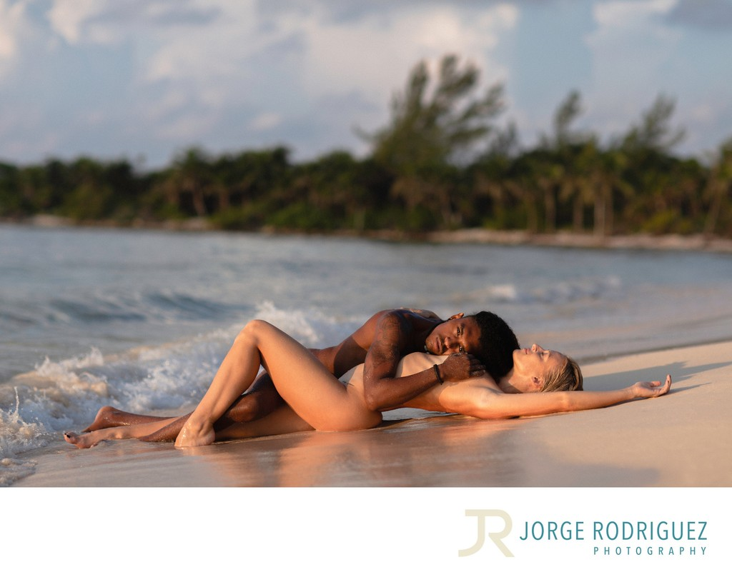 Cancun Boudoir Photographer