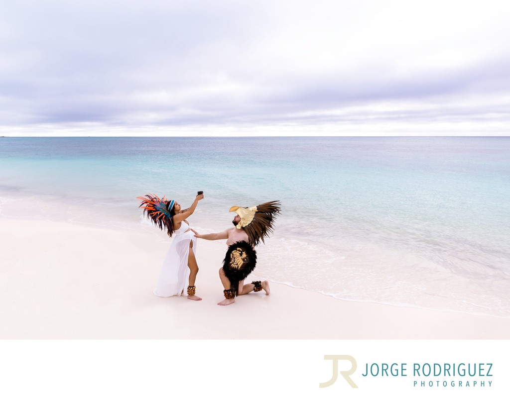 Tulum Maternity Photography