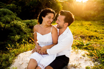 Riviera Maya Mexico Engagement Photographer