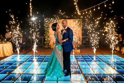 Destination Indian - South Asian Wedding in Mexico