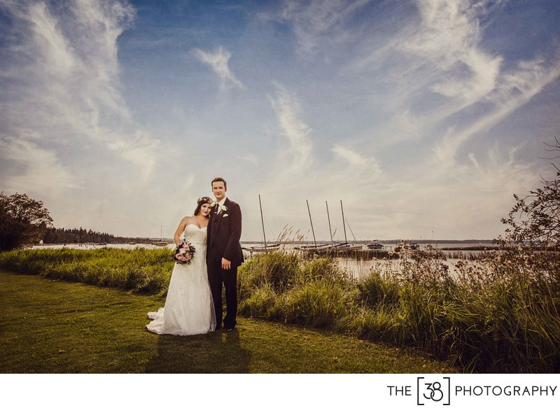 Sylvan Lake Park Wedding Photos