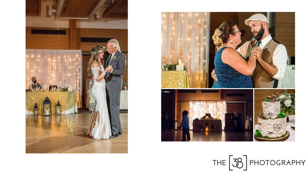 First Dance at Enmax Conservatory