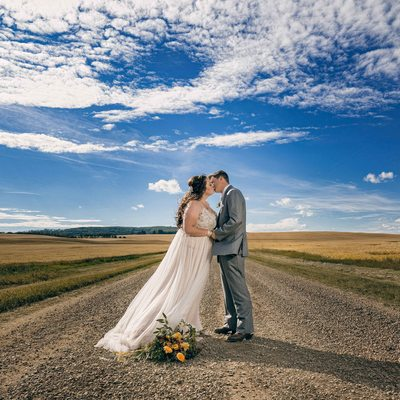 Peter Lougheed Community Centre wedding