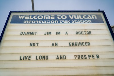 Dammit, Jim, I'm a Doctor and Not an Engineer