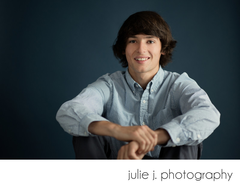 richmond va senior portrait photographer