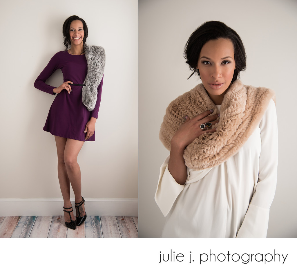 Fashion portrait photographer in Richmond VA