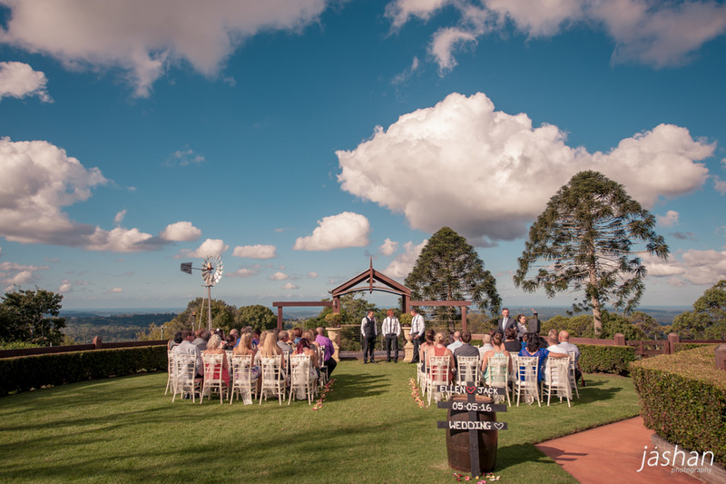 Brisbane Wedding Venues Flaxton 15