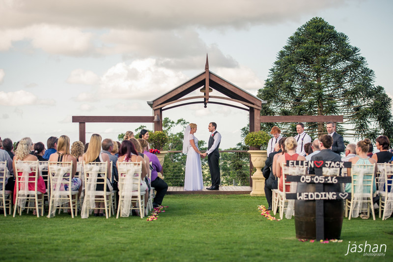 Brisbane Wedding Venues Flaxton 14