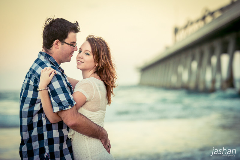 Gold Coast Engagement Photography location-The Spit-1
