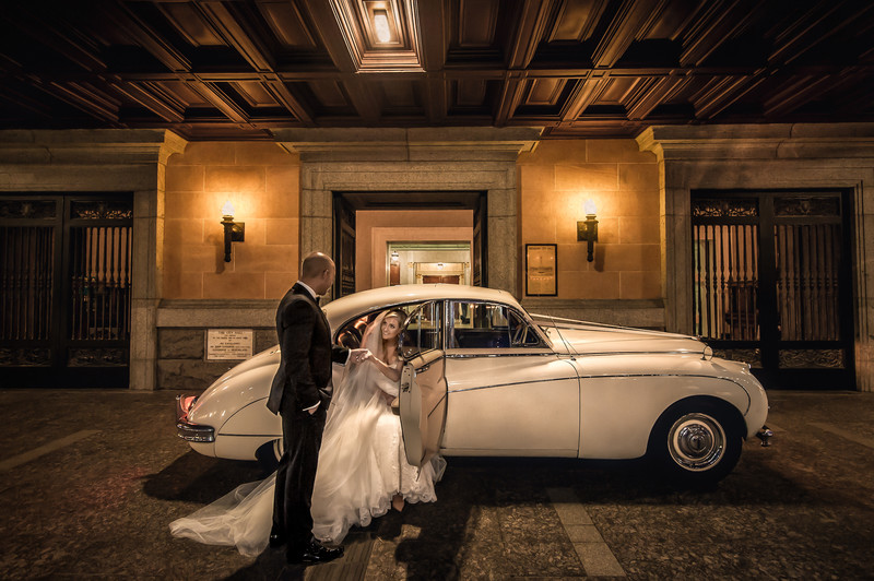 Luxury Wedding Photographer- Brisbane City Hall