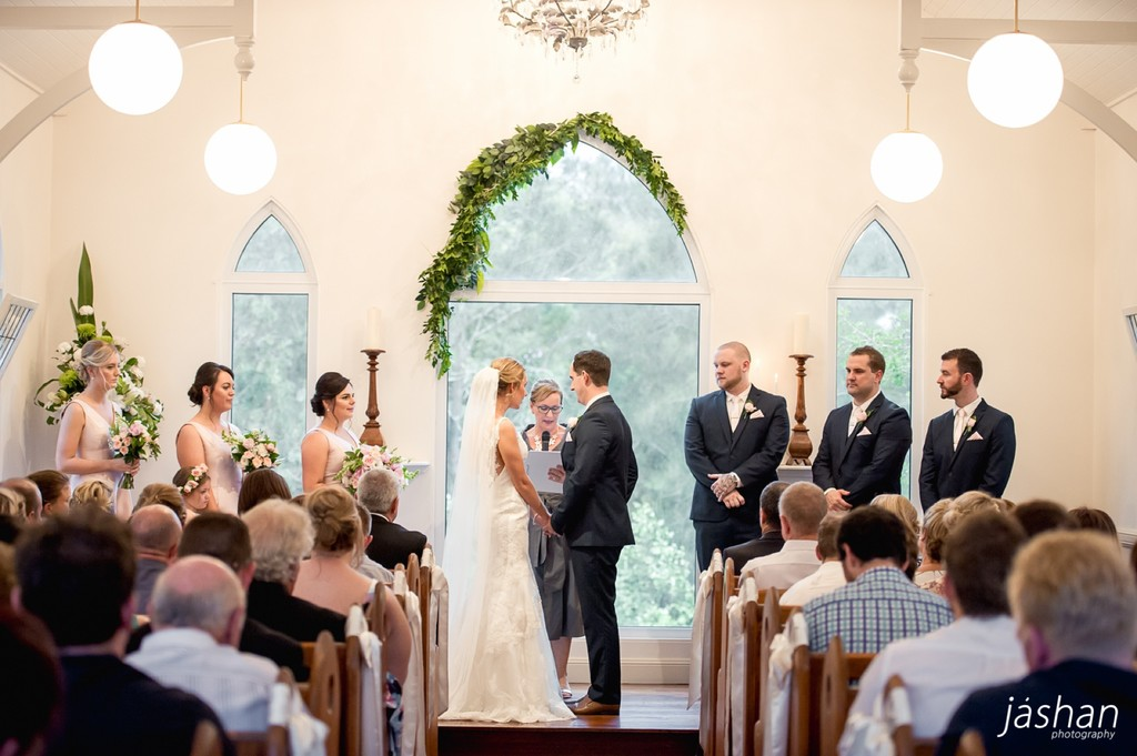 Gold Coast Wedding Venue: Braeside Chapel-25
