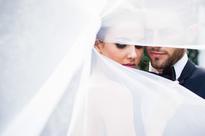 Brisbane Wedding photographer- veils