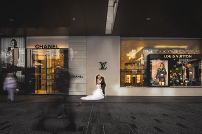 Top Brisbane Wedding Photographer- Stamford