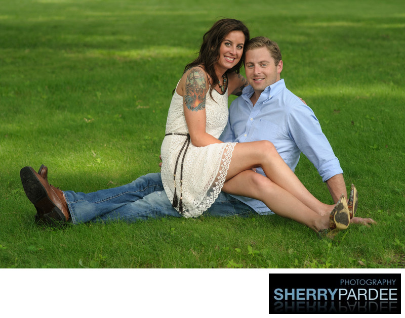 Engagement Photographer in Iowa City