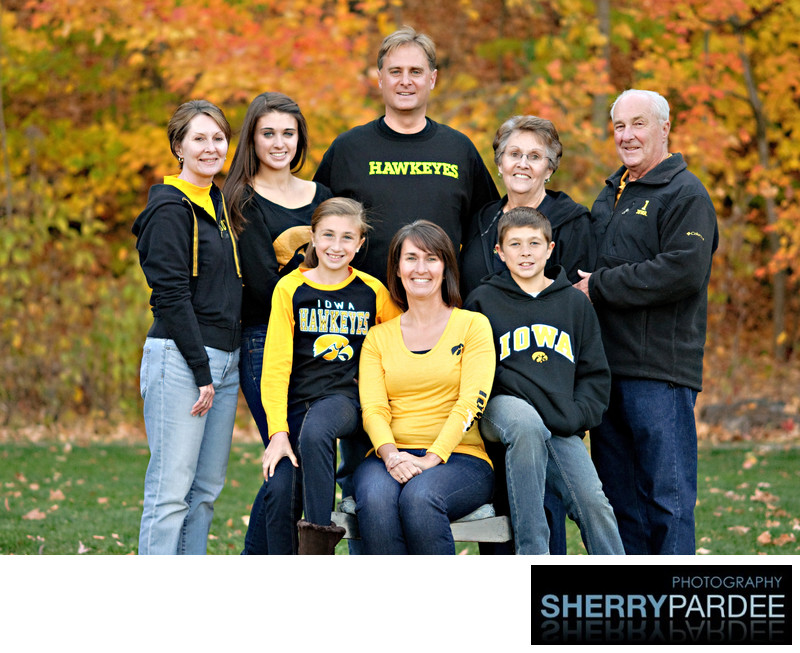 Iowa City Family and Senior Photographer