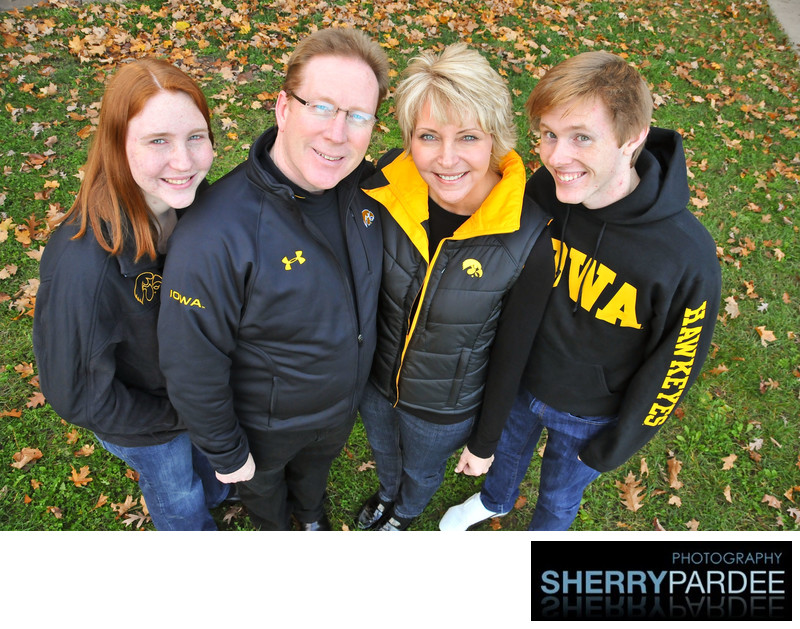 Best Iowa City Family Photography