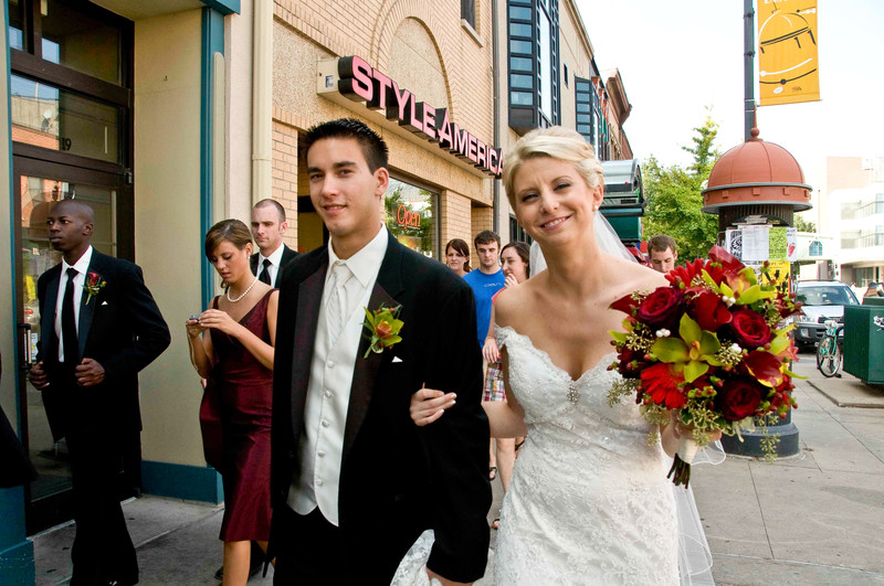 Iowa City wedding photographers