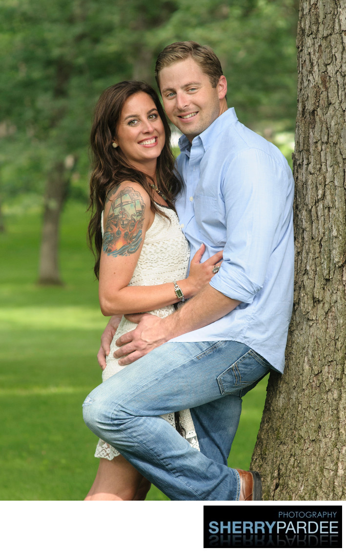 Engagement Photography in Iowa City