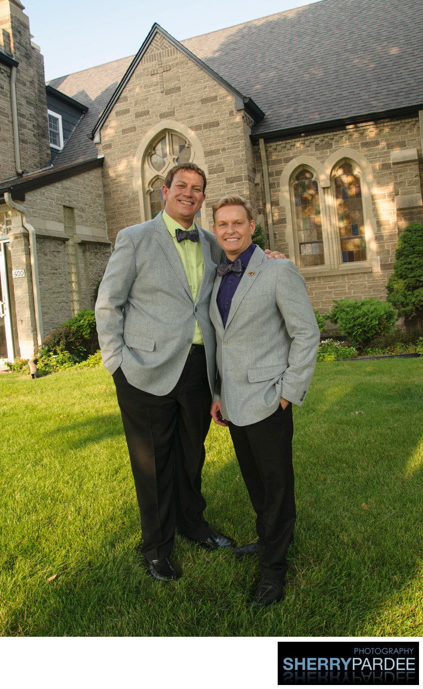 Gay Weddings at the University of Iowa