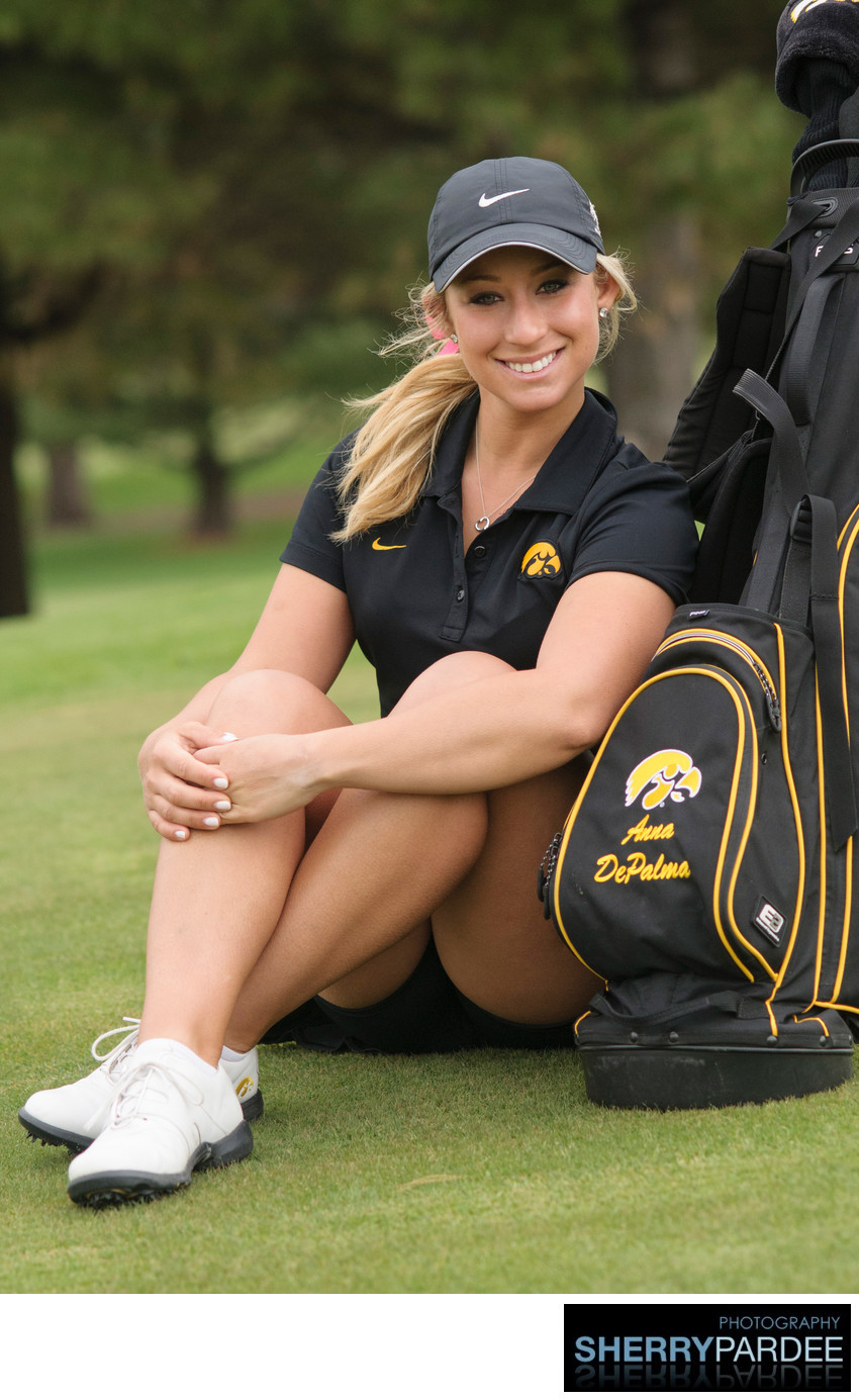 university of Iowa sports team photographers