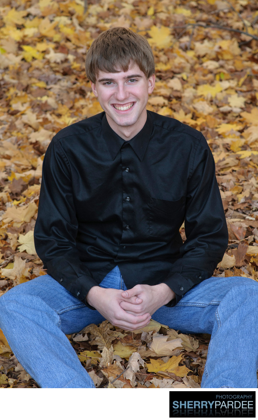 senior photography solon Iowa
