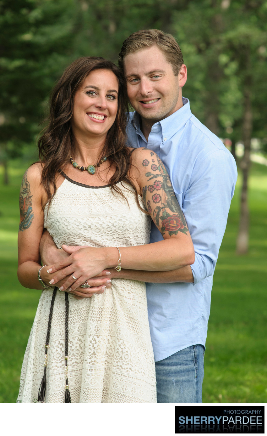 Engagement Photographers in Iowa City