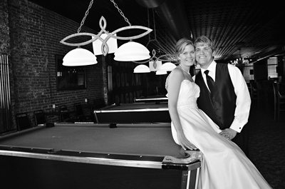 Great Wedding Photographers in Iowa City