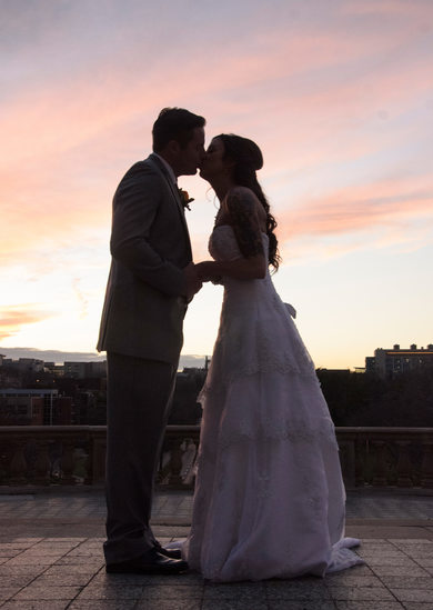 Wedding photographers for Bella Sala Iowa City