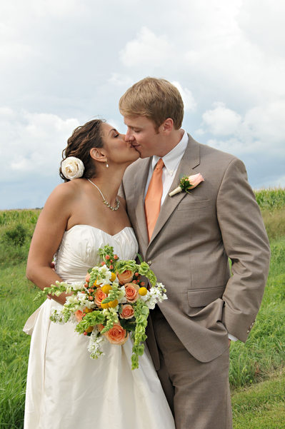 Wedding Photographer for University of Iowa