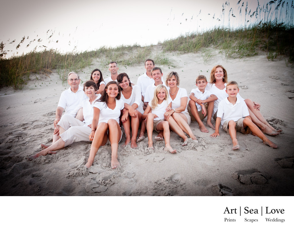 Family Photographer North Topsail Beach