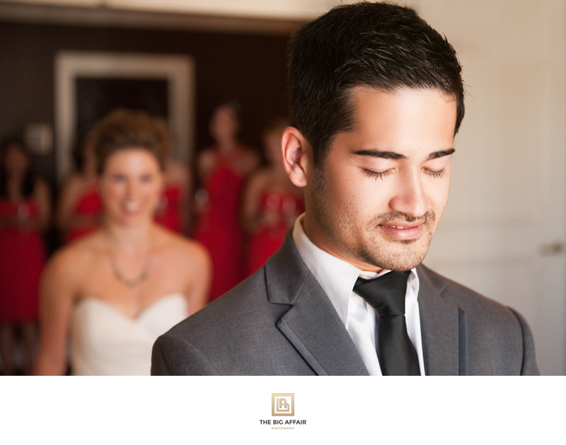 Los Angeles Athletic Club Wedding Photographer