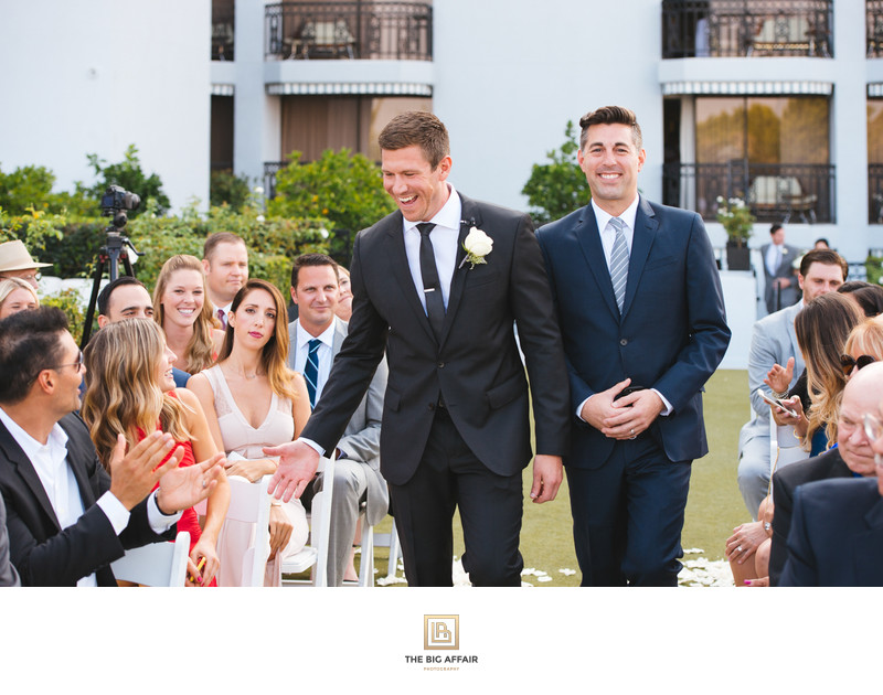 The London West Hollywood Wedding