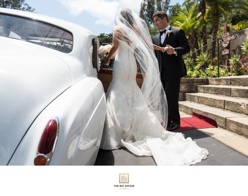 Four Seasons Biltmore Wedding in Santa Barbara - Anita and Ariocha