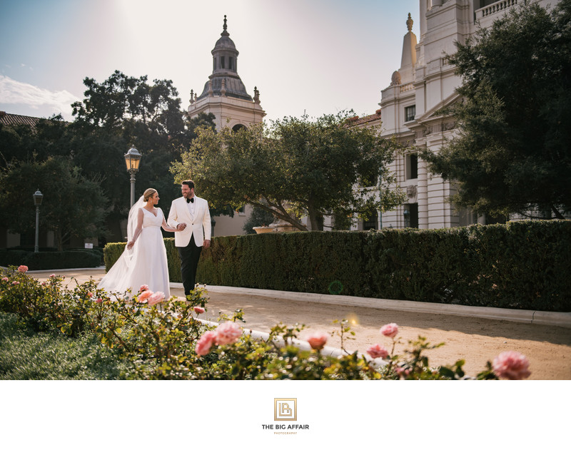 Pasadena city hall wedding photography 03