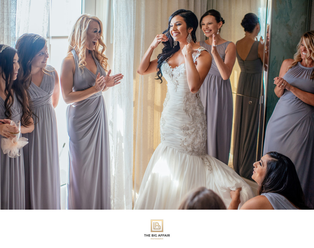Ritz Carlton Wedding - Siera and Ricky