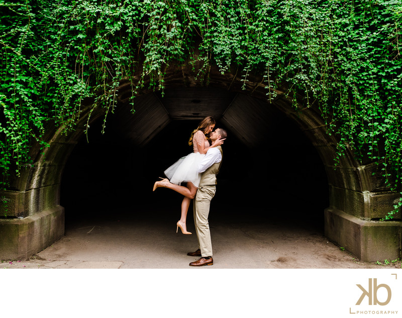 Washington DC Wedding Photographer in Central Park NY