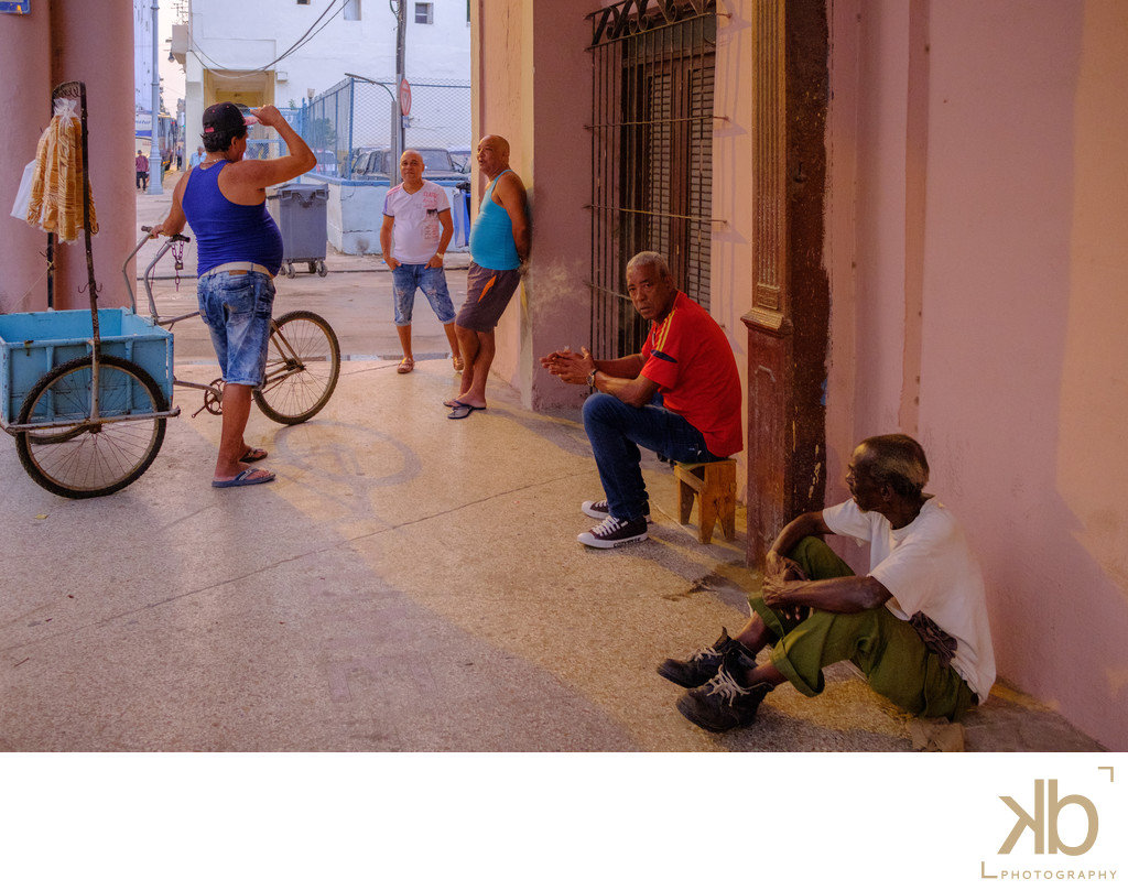 A Gathering in Havana