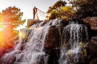Sanctuary Colorado Golf Club Wedding