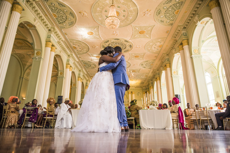 Biltmore Ballrooms Atlanta Wedding Photographer dance