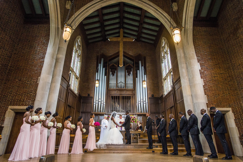 Scarritt-Bennett Center - Wightman Chapel Wedding 4