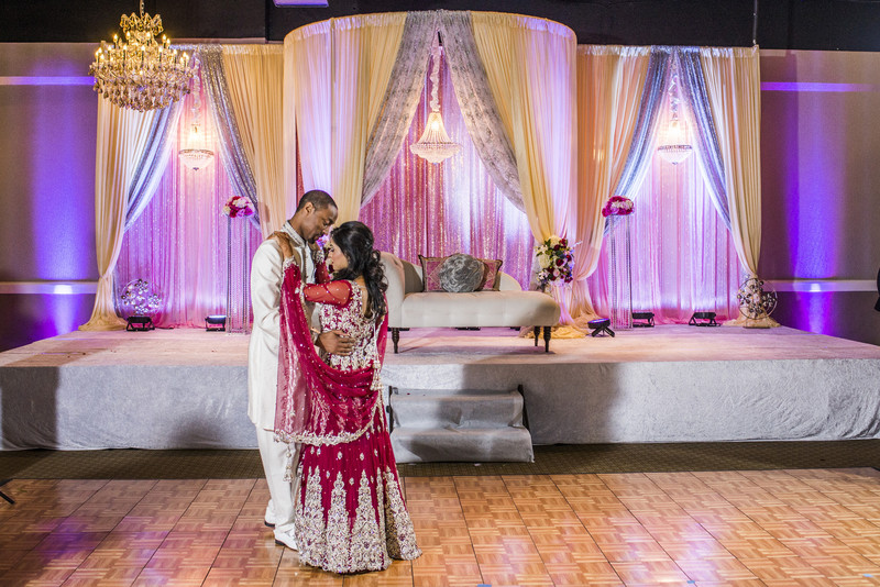 Signature Ballroom Indian Wedding Photographer