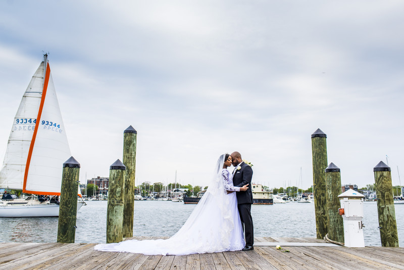 Annapolis City Dock Annapolis Wedding Photographer